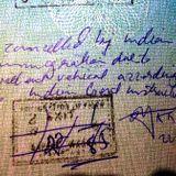 NOT Trainspotting, but a bit like it ! Passport woes !