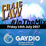 Gaydio #InTheMix - 14th July 2017