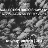Show #123 w/ Zikomo & NiceguyxVinny