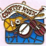 Russell Hill's Country Music Show on Zombie FM. 13th March 2014