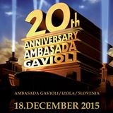 Paolo Barbato - 20th Anniversary Ambasada Gavioli 18.12.15