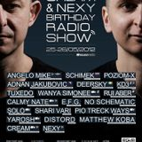 Tuxedo - Exclusive Mix for 'Cream & Nexy B-Day' (Houseradio.pl) [25.05.2012]