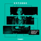 TCM Episode #001 Mix - Kotobbo