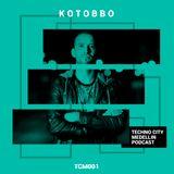 TCM Episode #001 Mix - Kotobbo