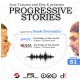 Isaak Escamilla - Progressive Stories 051 [May 12 2017] on Pure.FM