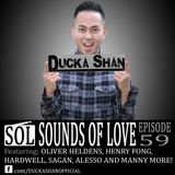 Ducka Shan- Sounds of Love 59 Jan 28th  2016
