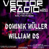 Dominik Müller @ Program #211 - Vector Radio - 12.08.2017