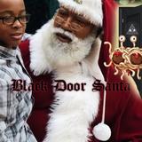 Black Door Santa