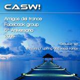 CASW! - Amigos del Trance 2014 5º Aniversario