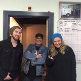 Acolytes Morgan - Leigh Brown & Jason Grondman interviewed by Mick Griffin on 106.7 Phoenix FM