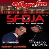SFDJA Radio Show 95 - Dj Ricky D Rio & DJ Fabian