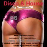 DISCO & HOUSE 06 (Erykah Badu, Wanda Baloyi, 3 Winans Brothers, The Clark Sisters, Victor Davies)