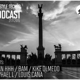 Art Style: Techno | Podcast #392 : Louis Cana