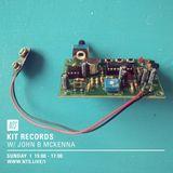 Kit Records w/ John B McKenna - 5th February 2017