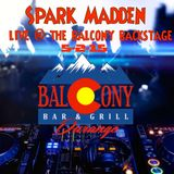 Live @ the backstage 5-2-15 part 1