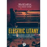 Electric Litany interview @ InnerSound Radio & triatetarta radio show on 04/06/2014