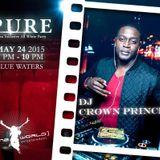 PURE 2015 - DJ Crown Prince Promo Mix 2