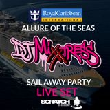 ALLURE OF THE SEAS SAIL AWAY PARTY (Live Set)