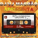 DJ Magrao - The 80's Mix Vol 2 (Section The 80's)