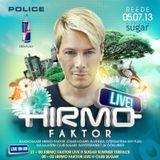 Hirmo Faktor LIVE at SUGAR 05-07-2013 with Phil Fuldner