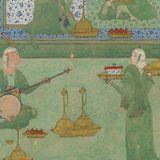 Música De Irán y la cultura Persa: Entrevista a Farzin Dehghan