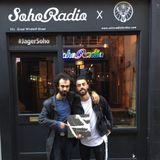 DRM RLL PLS on Soho Radio with Richard Melkonian - September 2018