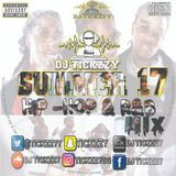 HIP HOP & RnB (SUMMER 17 MIX) BY @TICKZZYY