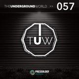 The Underground World Radio Show 057