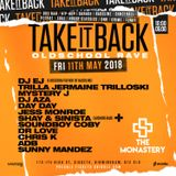 @DJMYSTERYJ | Old School Dancehall Mix | #TakeItBack Fri 11th May