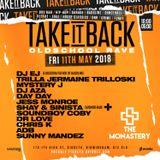 @DJMYSTERYJ | Old School Dancehall Mix | #TakeItBack Fri 11th May