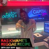 Reggae Recipe - 28/07/19 (Reggae / Dancehall / Bass / Bashment / Afrobeats)