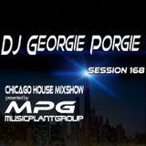 Dj Georgie Porgie MPG Radio Show 168.