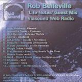 'Life Notes' Guest Mix @ Viasound Radio [22-07-11]