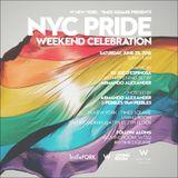 DJ Joe D'Espinosa - NYC Pride Weekend Celebration Part One