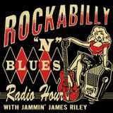 Mark Neill interview part 2/ Rockabilly N Blues Radio Hour 05-09-16