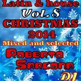 LATIN & HOUSE CHRISTMAS VOL.8 2014