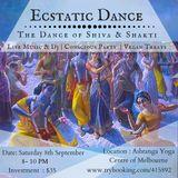 Shiva Shakti Ecstatic Dance