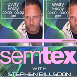 SEMTEX with STEPHEN BILLSDON Oldskool Anthems to some Classic Hardcore