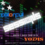 RADIO: Colorful Sessions #57 (Jun 13) with DJ Yodis