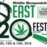 Peace East 2016 Grow Stage Set