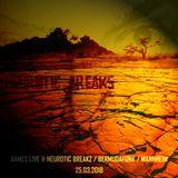 Aames LIVE @ Neurotic Breakz / Bermudafunk / Mannheim 25032018