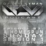 Episode 57: A Homespun Sunday Session 1 (Side A, August 2014)
