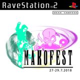 Avaruusveli @ MaKo Fest