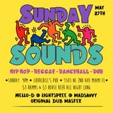 Sunday Sounds Dancehall HIP HOP