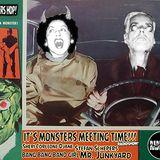 It's Monsters Meeting Time (Episode 101) Met Mr. Junkyard (Stefan Schepers)