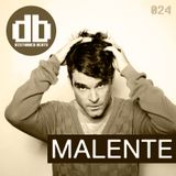 Disturbed Beats 024 - Mixed by Malente