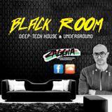 ▶ ZAGGIA ◀ BLACK ROOM #02 - Deep - Tech House Live Mix