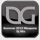 Summer 2012 Weapons Mixtape