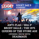 Deadmau5 - Live @ Sziget Festival Budapest (Hungary) 2014.08.12.
