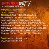 HEAVY ROCK HITS - 13/04/15